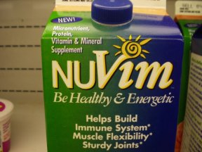 nuVim package