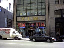 Vim on Broadway